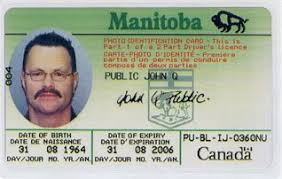Driver - Manitoba Setup-ten Licencing