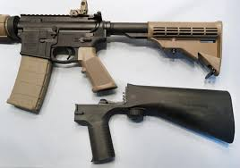 Image result for bump stock