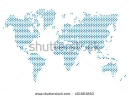 Map Of The World Background Blue World Map Background Download Free Vector Art Stock Graphics