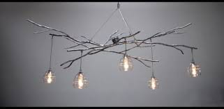 diy sculptural chandeliers tree branch chandelier secret inside fabulous how to make a tree