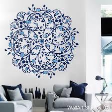 dainty delft wall art stickers on mandala wall art uk with mandala wall art pattern wall art wall art studios uk