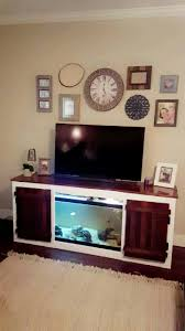 tank furniture. TV Stand, Home Decor, Wall Fish And Turtle Tank, Diy, Tank Furniture R