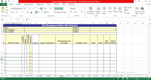 Excel Templates For Project Management Project Management Excel Template Engineering Management