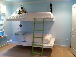 Ana White Hanging Bunk Beds Diy Projects Ideas Bed Plans Gallery
