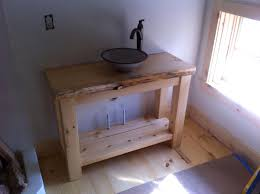 rustic pine bathroom vanities. Startling Sink Diy Vanity Rustic Bathroom Ideas Dining Pine And Vessel Custom Vanities_rustic Vanity.jpg Vanities N