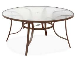 ideal 48 inch round patio table top replacement with round glass outdoor dining table home design