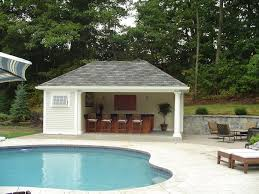 Pool Designs For Small Backyards Fascinating Decorating Cool Pool House Designs Swimming Pool Room Decor