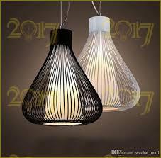 iron pendant lamp light shade black or white color kitchen dining room art decoration pendant light edison bulbs led hanging pendant lamps hanging pendant