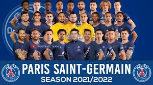 paʁi sɛ̃ ʒɛʁmɛ̃), commonly referred to as paris sg, or simply paris or psg, is a professional football club based in paris, france.they compete in ligue 1, the top division of french football. Paris Saint Germain Squad 2021 2022 With Lionel Messi Official Youtube