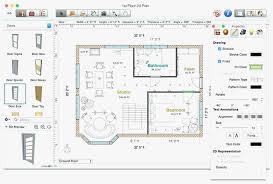 best free floor plan for mac fresh floor design house layout and design house plan