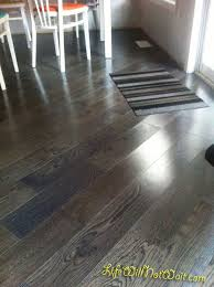 For This Particular Project, My Team Chose The Brown Grey Shade Of Wood  Flooring.