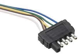 amazon com reese towpower 85214 5 way flat connector automotive Reese Wiring Diagram Reese Wiring Diagram #22 reese wiring diagram