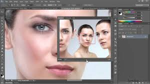 applying digital makeup in photo cc photo tutorial