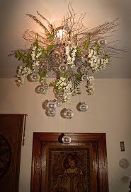 a whole bunch of chandelier decorating ideas