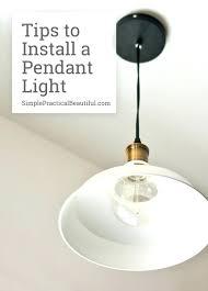 installing light fixture how to replace pendant light fixture fixtures install fluorescent light fixture in drop
