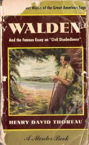 images about henry david thoreau valentines walden and the famous essay on civil disobedience