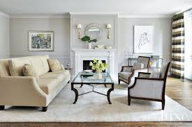 Contemporary gray living room furniture Cool Small Contemporary Gray Living Room With Cream Sofa Luxe Interiors Design Contemporary Gray Living Room With Cream Sofa Luxe Interiors Design
