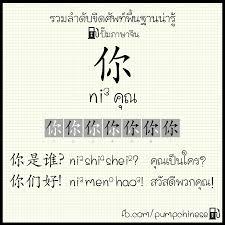 วันนี้นำ #ลำดับขีดศัพท์พื้นฐานน่ารู้... - ปั๊มภาษาจีน 加油站中文