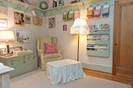 Contemporary Magazine Racks Home Office Shabby Chic Style With