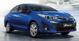 2018 toyota yaris thailand. fine toyota the new toyota yaris ativ sedan has made its launch debut in thailand a  few days after an official teaser video was first released to 2018 toyota yaris thailand