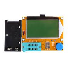 <b>2016 New</b> LCR T3 Mega328 Transistor Tester Diode Triode ...