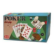 This gives you an overall better playing experience. Retr Oh Pokerset Cards 200 Chips 17 90 Fr