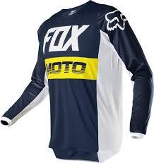 2020 Fox 180 Youth Kids Motocross Jersey Fyce Navy