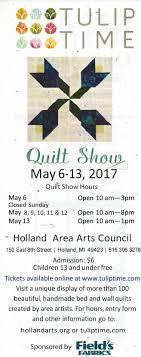 Area Quilt Events - Quilt Show - Tulip Time Quilt Show - 5/6/2017 ... & Quilt Show - Tulip Time Quilt Show Adamdwight.com