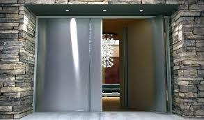 Contemporary Stainless Steel Front Door Handles 16 best door