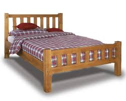 Astral Sturdy King Size Bed Frame