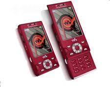 sony ericsson slide phone. sony ericsson walkman w995 red 3g wifi unlocked mobile phone grade b + warranty slide