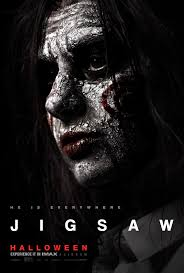 jigsaw horror movie. view large poster jigsaw horror movie