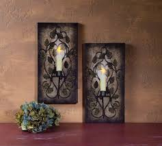 wall sconces radiance lighted canvas set of 2 71456 new