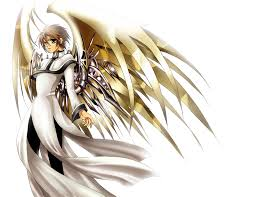 anime characters with wings boy. Exellent Boy Inside Anime Characters With Wings Boy P