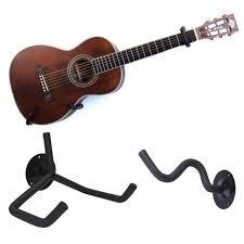 wall mount acoustic guitar hanger