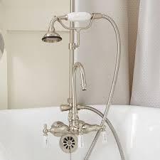 clawfoot tub shower conversion kit best 25 clawfoot tub shower ideas on clawfoot tubs