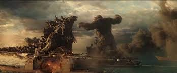 หนึ่งเดียวที่จะยืนหยัด! ตัวอย่างแรก Godzilla vs. Kong สุดยอดความมหึมา