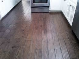 wood look porcelain tile planks with dark color for small and narrow ceramic floor decor 17