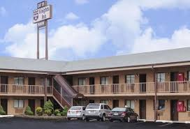 hotel knights inn south amboy garden state parkway south exit 125