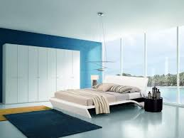 interesting picture of blue and cream bedroom design and decoration exquisite picture of blue and