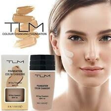 tlm color changing foundation 30ml for