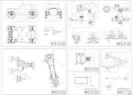 Курсовые и дипломные работы автомобили расчет устройство  Курсовой проект Система подрессоривания бронеавтомобиля полной массой 4 т