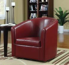 oversized swivel chairs for living room. chairs, leather swivel chairs for living room oversized chair comfort with red color and
