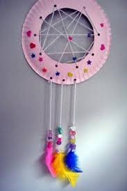 How Dream Catchers Are Made 100 Summer Camp Crafts Dream catchers Catcher and Kindergarten 50
