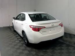 2015 Used Toyota Corolla 4dr Sedan CVT S at North Coast Auto Mall ...