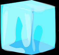 refrigerator clipart png. ice, cube, blue, water, block, frozen, cold, melting refrigerator clipart png