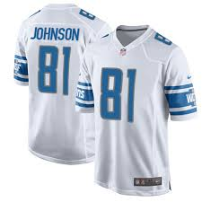 Jersey Number Johnson Calvin Calvin Johnson