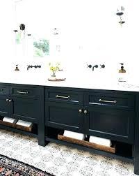 navy blue bathroom rugs vanity best ideas on