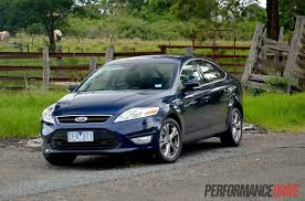 2013 Ford Mondeo Zetec EcoBoost review (video) | PerformanceDrive