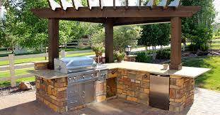 best backyard design ideas. Fine Vintage Patio Kitchen Design For Best Backyard Ideas G